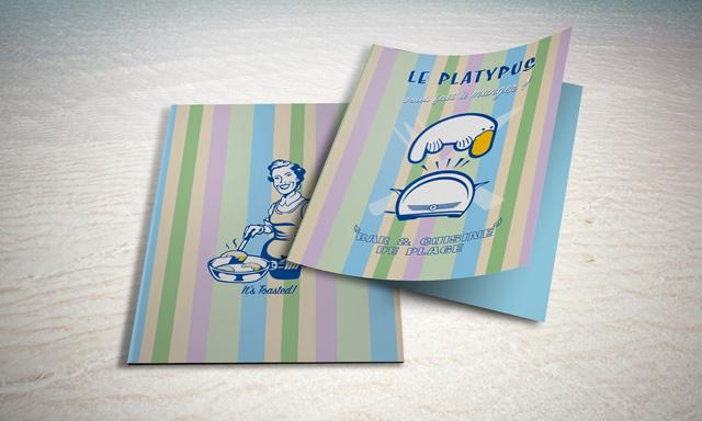 creation-menu-restaurant-le-platypus-agence-contraste-les-sables-d-olonne-vendee
