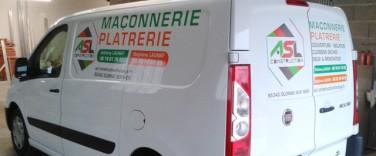marquage-adhesif-vehicule-publicitaire-asl-construction-agence-contraste-les-sables-d-olonne-vendee